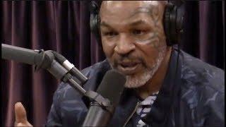 Mike Tyson on Drug Addiction | Joe Rogan