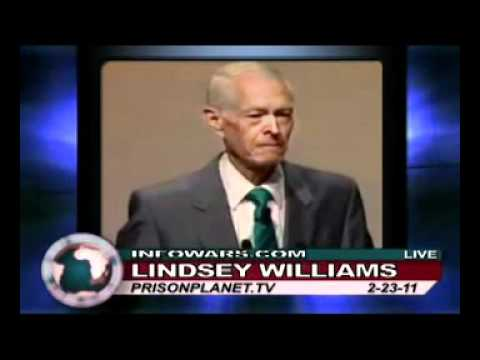 Lindsey Williams - Egypt/Libya Crisis, Gas Prices Up, American Dollar Crash! 2011 - 2012
