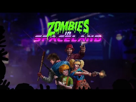 ZOMBIES! in Spaceland with Stratos/Aaron Esser!