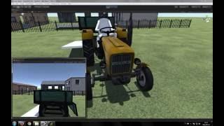 Projekt Gry Rolniczej #1 Nowa Fizyka