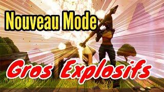 FORTNITE BATTLE ROYALE : NOUVEAU MODE DE JEU 100% EXPLOSIF (TOP 1) thumbnail
