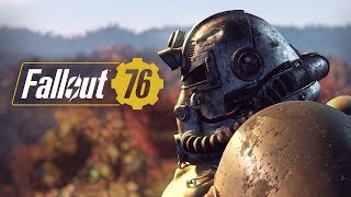 Fallout 76 trailer recreation in fortnite!!!