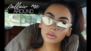 FOLLOW ME AROUND: NYFW +BIG UNBOXING