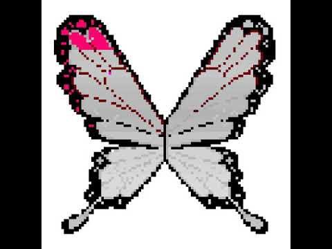 Pixel Art Papillon Sur Nodraw