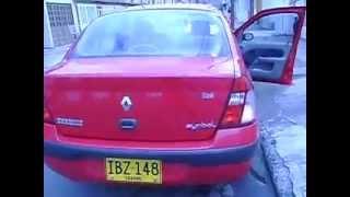 Renault Symbol Alizé 1.4 Mecánico Aire Acondicionado 2006