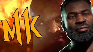 THE REQUIS OF MORTAL KOMBAT 11