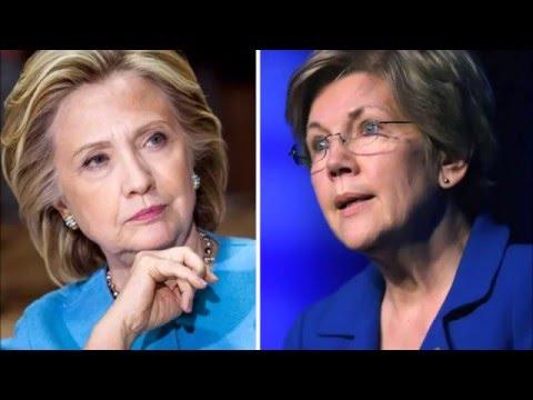 Elizabeth Warren SLAMS Hillary Clinton With Most Damaging Evidence To Date