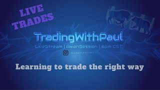 LIVE FOREX TRADING: 2-24-20