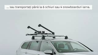 Bare de portbagaj si solutii de transport - accesorii Volkswagen