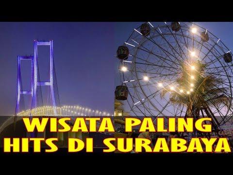 13 WISATA DI SURABAYA! Terbaru Dan Paling Hits 2018 #Part 1