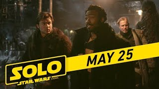"Solo: A Star Wars Story | ""Team"" TV Spot (:30)"