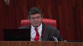 O ministro Luiz Fux vai ser o novo presidente do Tribunal Superior Eleitoral. A eleição ocorreu durante a sessão administrativa realizada hoje (07) pela manhã. Confira, na reportagem, os...