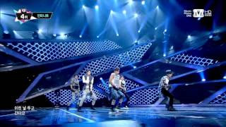 Video 130801 INFINITE - Destiny @ MNet M Countdown download MP3, 3GP, MP4, WEBM, AVI, FLV Mei 2018