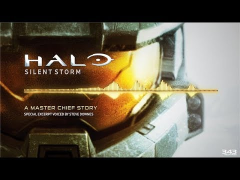 Halo: Silent Storm   Special Excerpt Voiced by Steve Downes