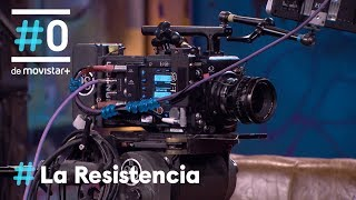 LA RESISTENCIA - Entrevista a la cámara superlenta Phantom Flex 4K   #LaResistencia 05.03.2019
