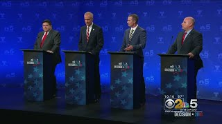 Candidates For Illinois Governor Debate In First Televised Forum
