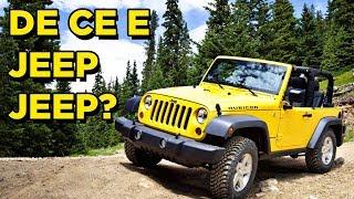 De ce sunt toate jeep-urile Jeep, dar n-are nimeni JEEP !!!