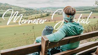 Merneser Josstal Wanderung 🥾Spessartspur + Weidenhof 🐄| VLOG #164 | SPESSART 🇩🇪