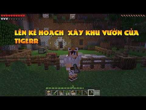 Minecraft PE Sinh tồn #3 : Chuyển nhà nữa huhu - Thứ lỗi cho Tigerr