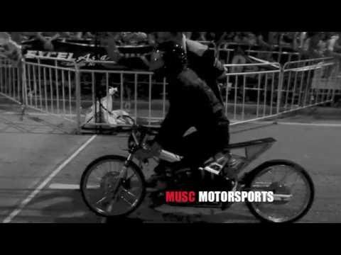 KING DRAG BIKE OPEN - KBS MALAYSIAN DRAG RACE 2013 R3 Travel Video