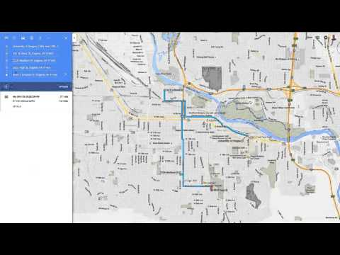 How to Use Google Maps to Route Multiple Destinations