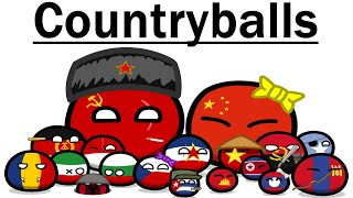 Countryballs - Episode 1