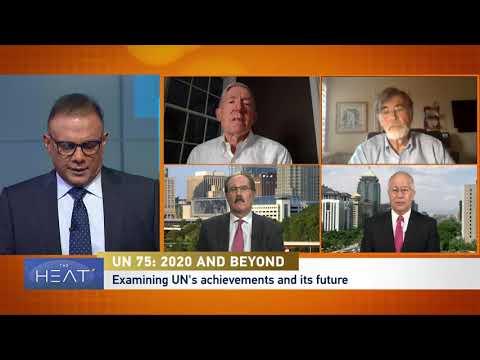The Heat: UN General Debate