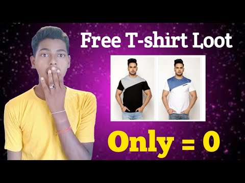 Gopaisa And My Vishal Loot Offer. 1 T-shirts Bilkul Free.