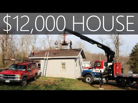 $12,000 CASH HOUSE - NEW ROOF!!! #28