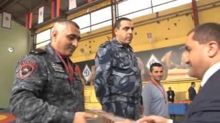 Ոստիկանության սամբոյի առաջնություն՝ «Դինամոյում»