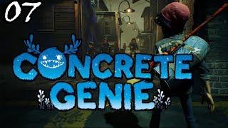 W kanałach #7 Concrete Genie PS4   PL   Gameplay   Zagrajmy w