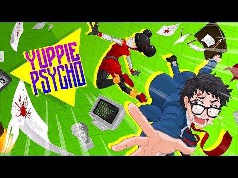Разбор сюжета Yuppie Psycho   Яппи Психопат