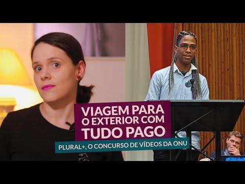 Concurso da ONU Plural + dá viagem pro Exterior de graça - Partiu Intercâmbio