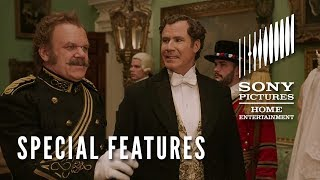 "HOLMES & WATSON Special Features: ""Line-O-Rama"" – Now on Blu-ray and Digital"