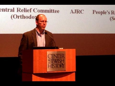 JDC Archives Public Program - Professor Glenn Dynner