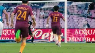 Napoli - Roma - 1-3 - Magazine - Giornata 8 - Serie A TIM 2016/17