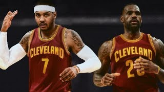Carmelo Anthony to the Cavs Next Year?