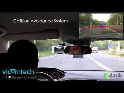 Collision Avoidance System & Lane Departure Warning