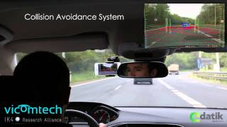 Collision Avoidance System & Lane Departure Warning