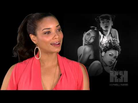 Rochelle Aytes Talks Filming TLC Biopic with TBoz & Chilli  HipHollywood.com