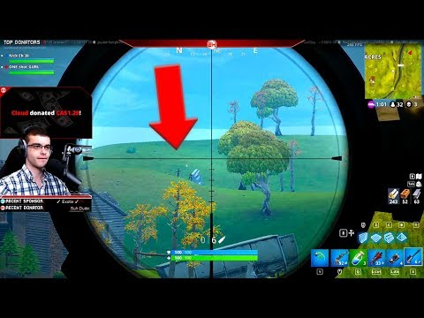 I'll never hit a headshot like this again! (Nick Eh 30's BEST Fortnite Moments #10)