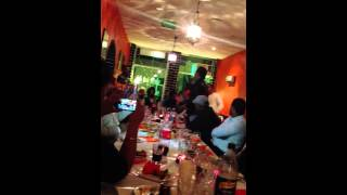punjab bolda by sarbjit cheema in melbourne at indian restaurant (punjabi curry cafe)30/7/2013