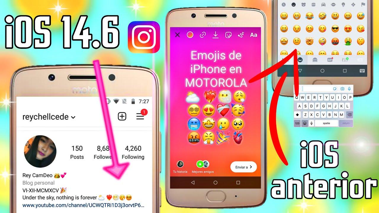 Emojis de iOS en Motorola 2021 - Cómo tener emojis de iPhone en Motorola Súper fácil