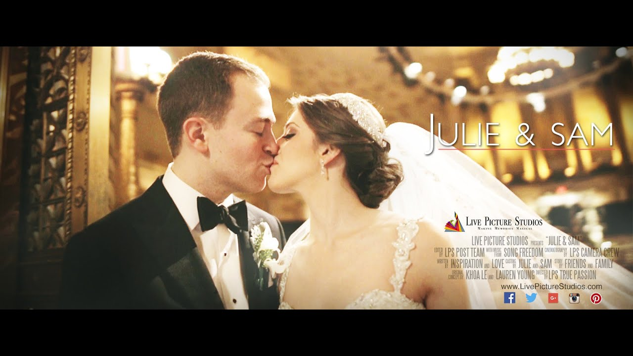 Beautiful Couple Met Online Wedding Highlight Video At Gotham Hall New York