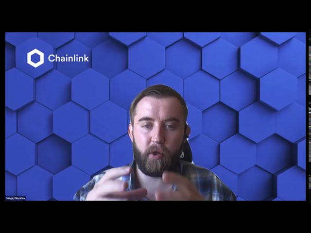 Colorado Lottery GameJam - Sergey Nazarov, Co-founder of Chainlink