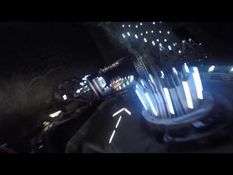Drone Champions League - Cave Race - Practice Heat