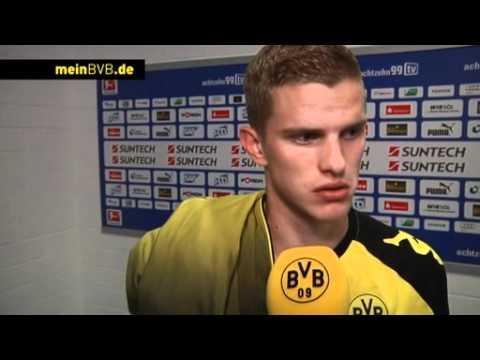 Hoffenheim - BVB: Interview mit Sven Bender