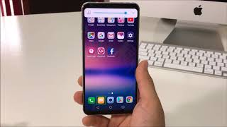 How to Disable / Turn OFF TalkBack on a LG V30