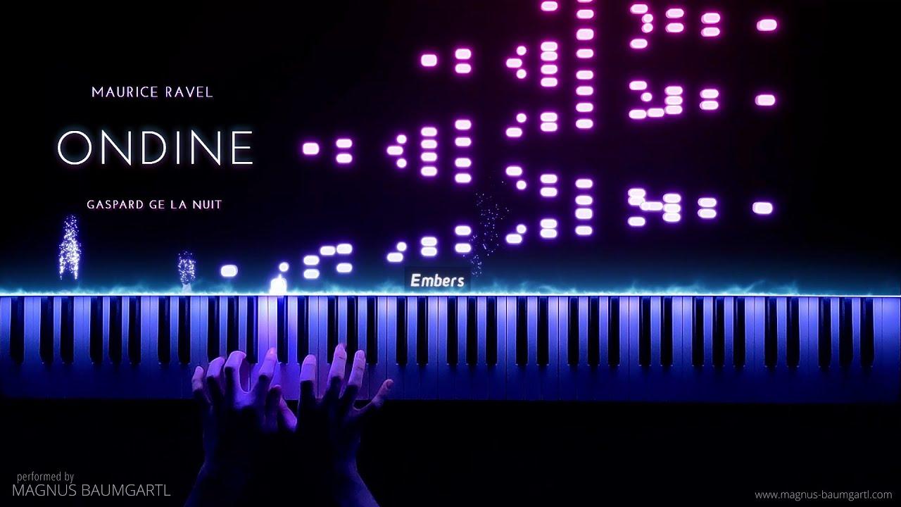 Ravel - Ondine (Gaspard De La Nuit)