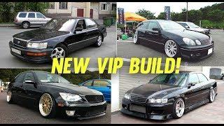 Jesse 39 s New JDM VIP Build REVEAL Updates